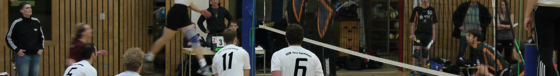 DSW 1912 Darmstadt – Volleyball